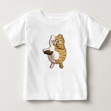 Danganronpa V3  children T-shirt 100% cotton breathable S-3XL Code t shirts 2018 Latest tide summer