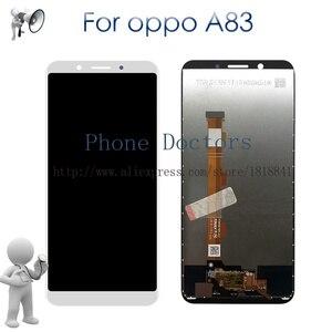"Image 2 - 5.7 ""الأصلي ل Oppo A83 كامل شاشة الكريستال السائل مع مجموعة المحولات الرقمية لشاشة تعمل بلمس ل Oppo A83 LCD استبدال"