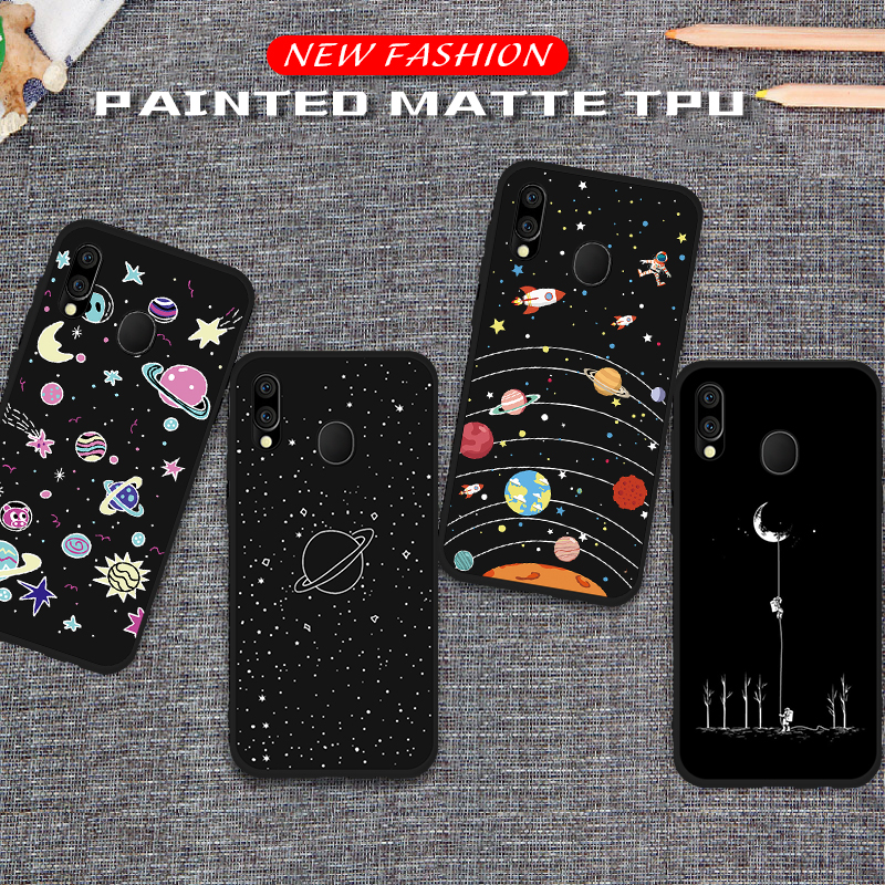 Phone Case For Samsung Galaxy M 40 30 10 A 10 60 A50 A40 A30 Animal Soft TPU Silicone Back Cover J6 J4 Plus 18 S10 s10e 13