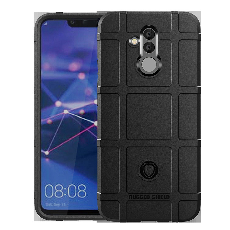 44d984ba72 For Huawei Mate 20 Lite Cases For Huawei Mate 20 Lite SNE-LX1 Cover  Silicone Soft TPU Shockproof Shield Black case