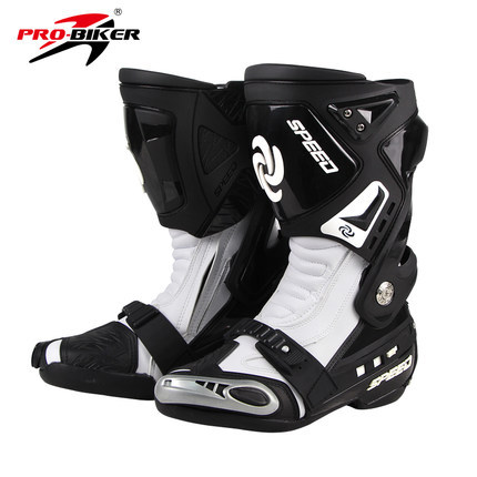 Aliexpress.com : Buy SPEED Motorcycle Boots off road Racing boots ...