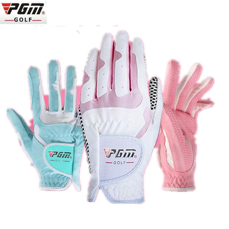 2018 Výprodej Eldiven Pgm Golfové rukavice Dámské protiskluzové - Sportovní oblečení a doplňky