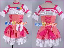 Fresh Pretty Cure Cosplay Love Momozono Costume H008(China)