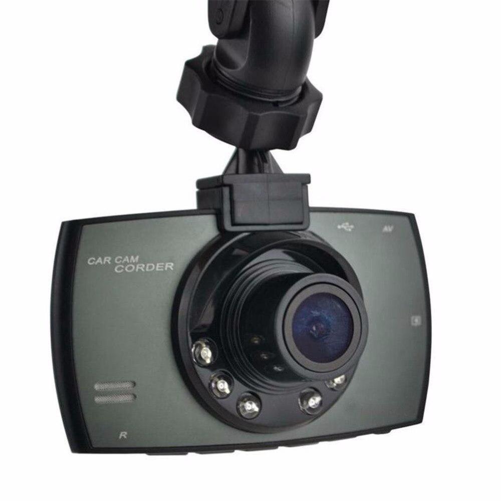 imágenes para Full HD 720 P 2.4 ''Lcd Del Coche Del Vehículo Auto Dash Cámara Vidoe Registrador de La Visión Nocturna DVR Videocámara Nuevo diseño