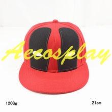 Бесплатная доставка Дэдпул шляпа snapback шапки Планас Хип-Хоп хлопок бейсболки для мужчин женщин Спорт SWAG шапка кости