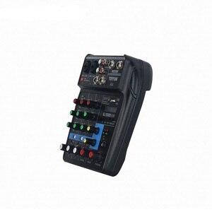 Image 2 - وحدة تحكم جديدة لخلط الصوت مزودة بمدخل 48 فولت مع وحدة تحكم رقمية لخلط الصوت مزودة بمدخل USB مع خاصية البلوتوث 48 فولت