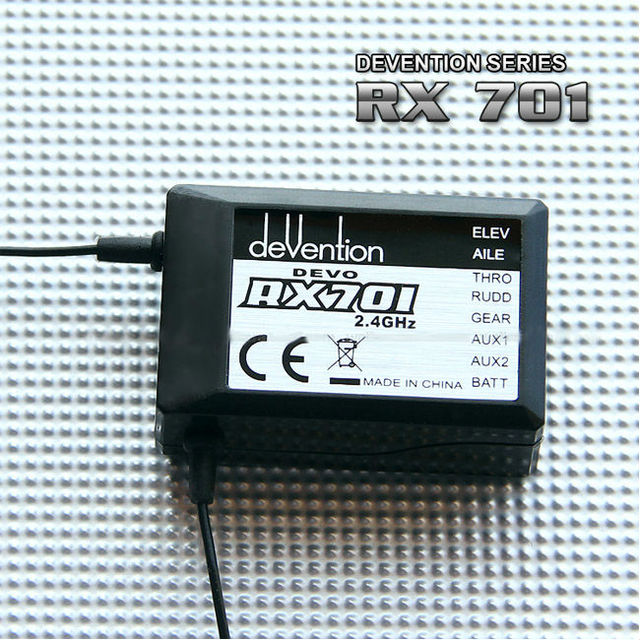 NEW Original Walkera RX701 2 4Ghz 7 Channel RC Receiver for Walker Devention Devo 7 Digital_640x640 new original walkera rx701 2 4ghz 7 channel rc receiver for walker  at et-consult.org