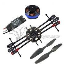 Tarot 680 Pro ARTF Hexacopter TL68P00 con 4006 Tarot 620KV Motor y Hobbywing ESC & Propeller FPV Multi-Rotor Combo