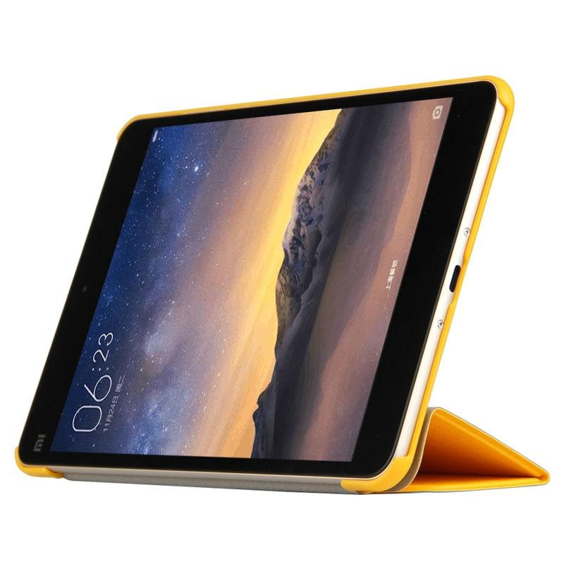 Xiaomi MiPad 2 Koruyucu Akıllı kapak Için Faux Deri Tablet PC 3 - Tablet Aksesuarları - Fotoğraf 4