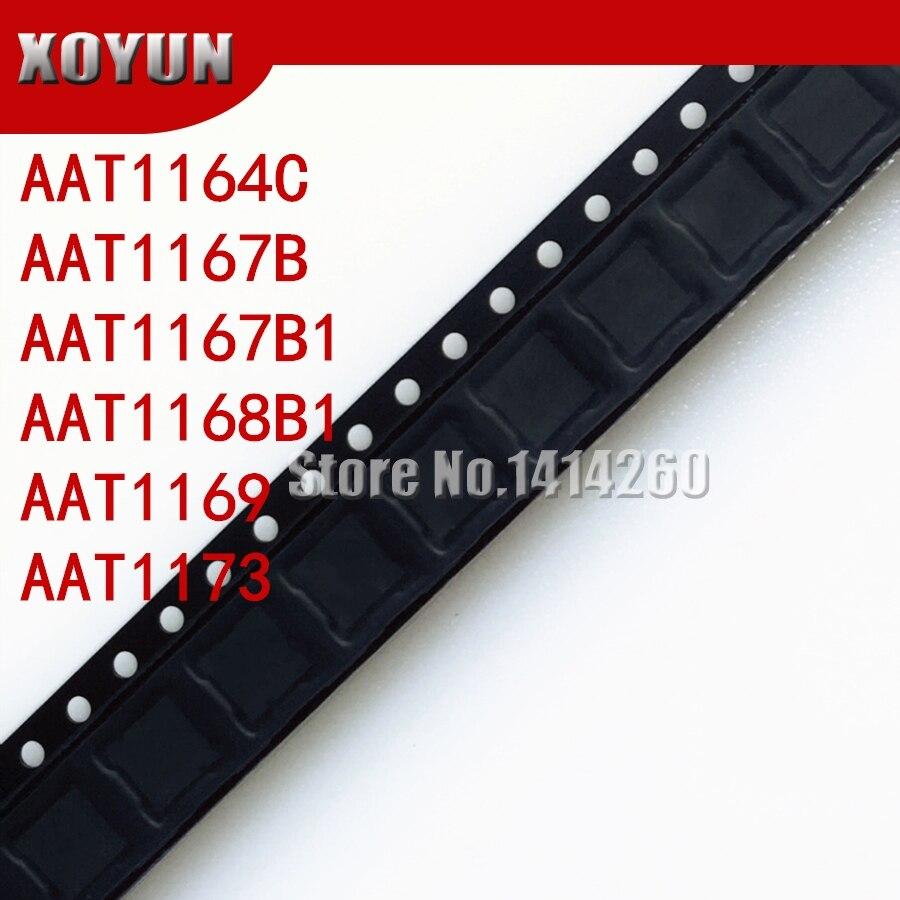 100%New AAT1164C AAT1167B AAT1167B1 AAT1168B1 AAT1169 AAT1173 QFN
