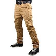 Новое поступление, мужские повседневные деловые брюки, Стрейчевые брюки, прямые брюки, черные, темно-синие, хаки, Дизайнерские повседневные мужские брюки