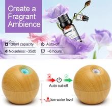 Aroma Oil Mist Humidifier
