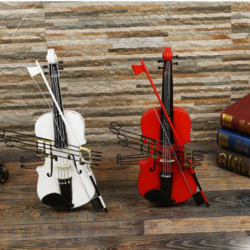 1 Piece Model Building Kits The Violin Models Office Furnishing Articles Of Handicraft Sitting Room The New Ideas To Restore