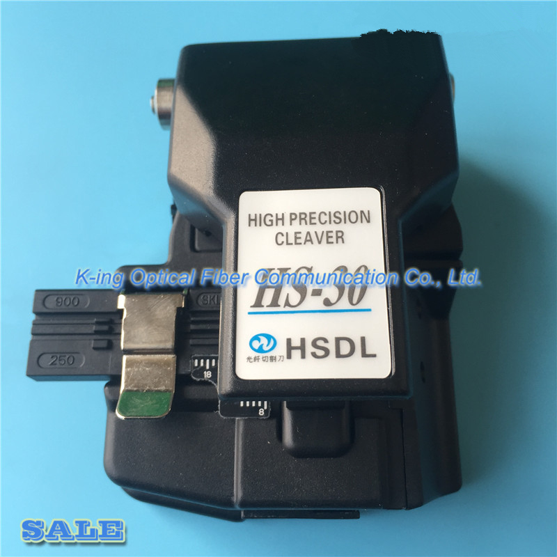 Free shipping Wholesale price high precision Optical fiber cutter HS 30 optical fiber fusion cleaver Same