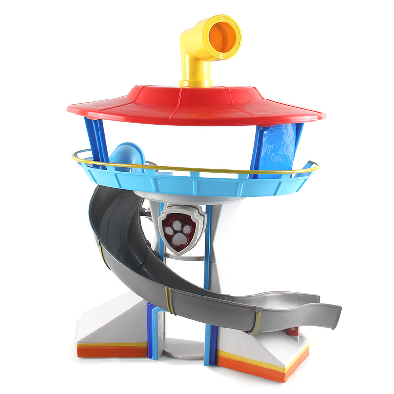 Paw Patrol Plastic Playset Observatory Toys Patrulla Canina Toys With Music Action Figures Juguetes toys Kids Children ToysPaw Patrol Plastic Playset Observatory Toys Patrulla Canina Toys With Music Action Figures Juguetes toys Kids Children Toys
