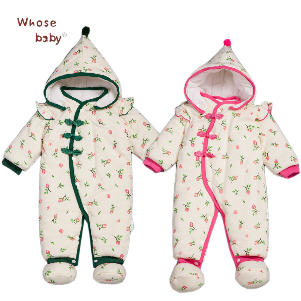 3Pcs Sets Newborn Romper hat Shoes Flowers Rompers 100% Cotton Clothes For Children Infant Girls Print Jump Suit Baby Body Suits baby romper sets for girls newborn infant bebe clothes toddler children clothes cotton girls jumpsuit clothes suit for 3 24m