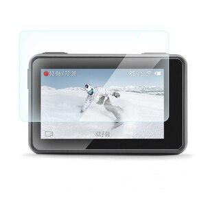 Image 3 - Temperli cam film Lens ekran patlamaya dayanıklı film için DJI OSMO EYLEM motion spor kamera Aksesuarları