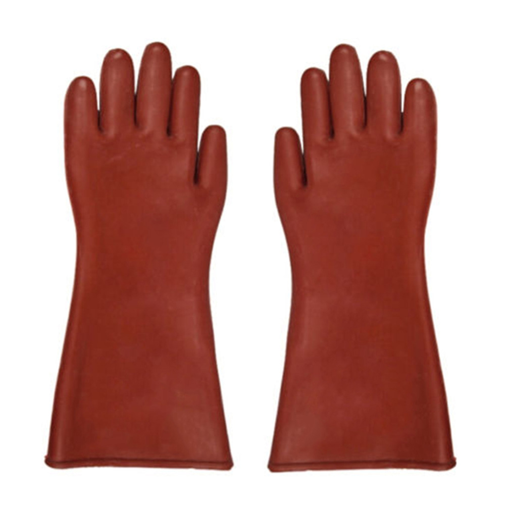 High Voltage Rubber Gloves : Popular rubber safety gloves buy cheap