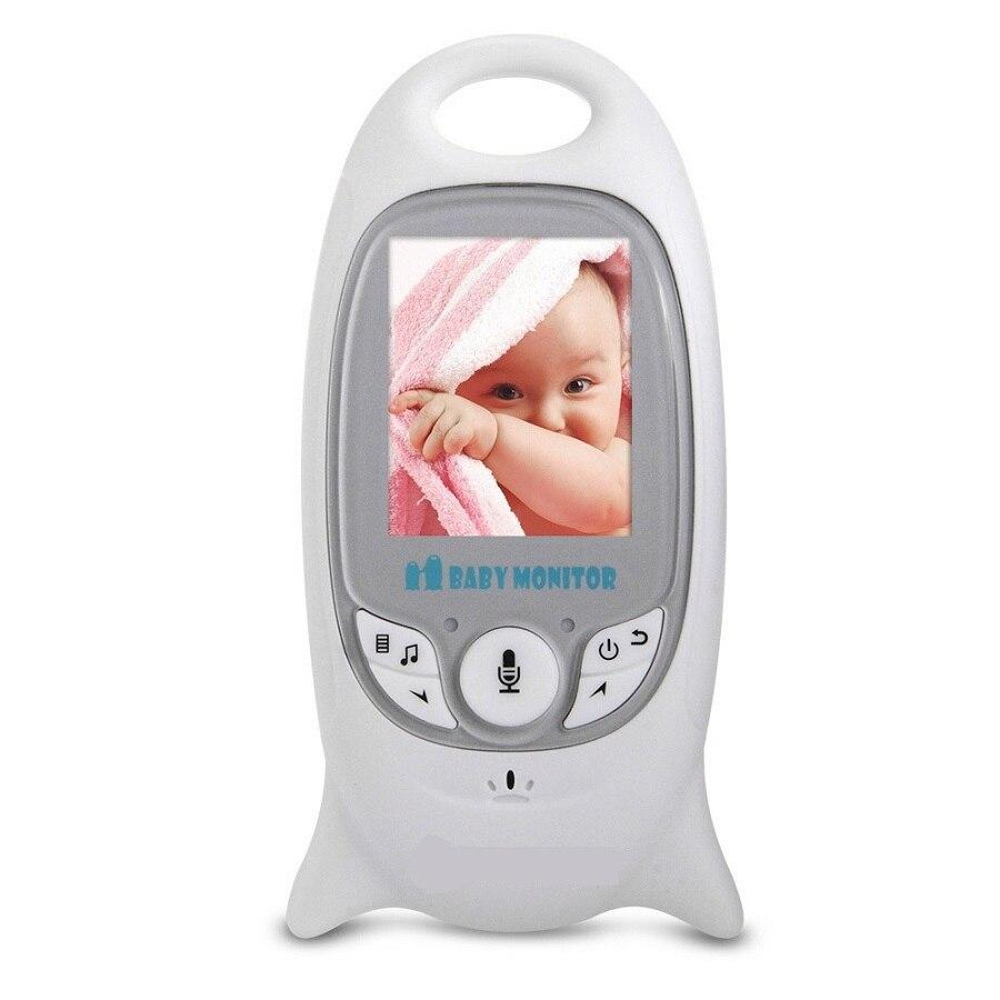 babykam baby skærm til nyfødte radio barnepige video VB601 2,0 - Sikkerhed og beskyttelse - Foto 3