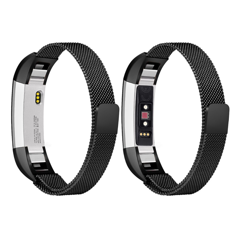 Watchband For Fitbit Alta and Alta HR Bracelet Metal High Quality Replacement Strap Wrist Band Belt Smart Watch Accessories