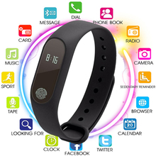 Smart Band Fitness Bracelet Heart Rate Monitor Watch Men Women Smartband Activity Tracker for IOS/Xiaomi/Honor PK Mi Band 2/3/4