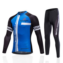 Pro Winter Thermal Fleece Long Sleeve Cycling Jersey 2017 Sport Wear Ropa Ciclismo Invierno Hombre Cycling Bike Clothing Set