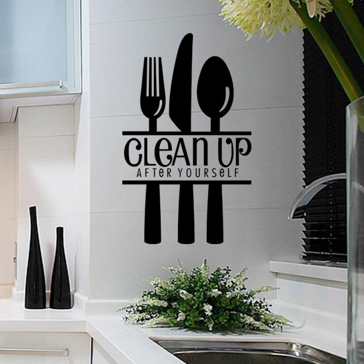 Awesome Stencil Pareti Cucina Pictures - Ideas & Design 2017 ...