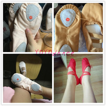 Ballet Cotton Shoe for Girls