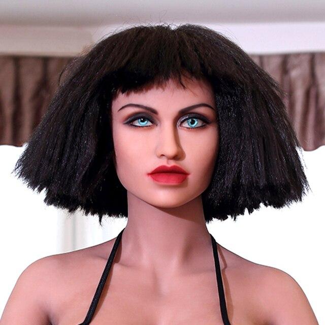 Nuevo wmdoll 174 # muñeca del sexo oral, cabeza cabeza cabeza de maniquí, TPE sexo muñecas para 140 cm-168 cm altura del cuerpo completo ec962d