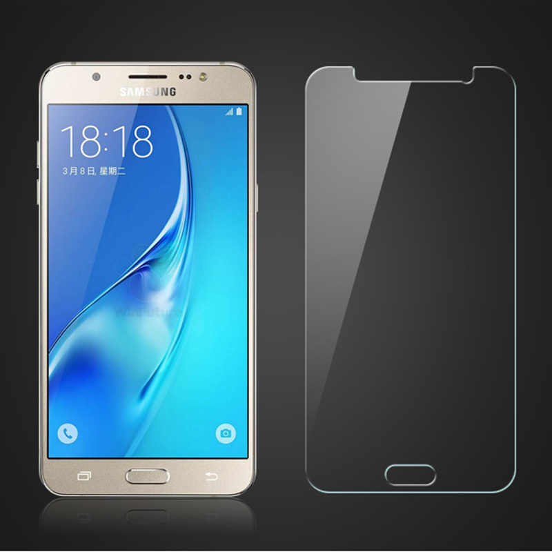 Tempered Glass On For Samsung Galaxy J3 J5 J7 2016 2017 J2 J5 J7 Prime Screen Protector For Samsung J2 J4 J6 J8 Protective Film