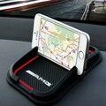 Anti-slip Pad для Мобильного Телефона mp3 mp4 GPS Площадку Против Скольжения Автомобилей Важная для Benz AMG Логотип
