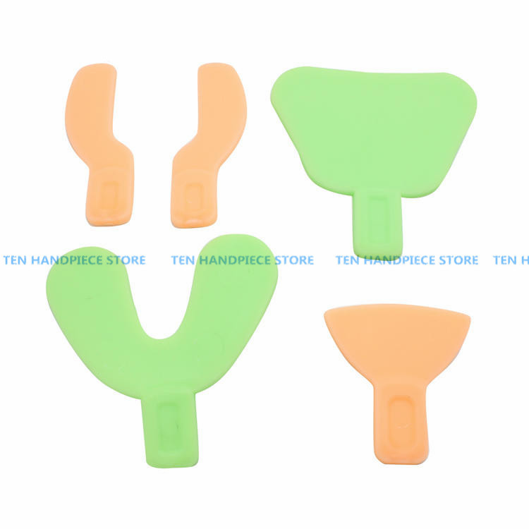 2018 new Dental base waxes Temporary base thermoplastic sheet Individual trays Temporary impressions Oral impression materials