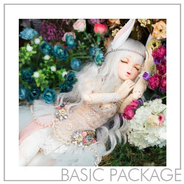 Fairyland Momo bjd sd dolls 1/4 resin figures 4