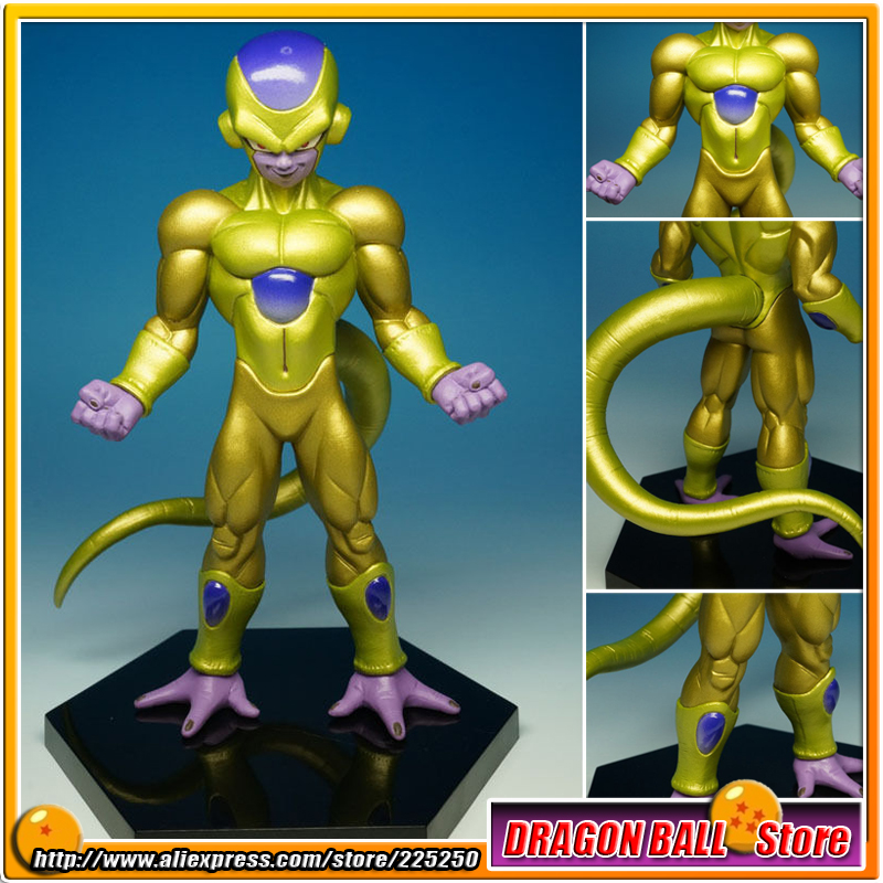 DRAGONBALL Dragon Ball Z Resurrection of F Original BANPRESTO Chozousyu Figure Vol.4 - Golden Freeza / Frieza