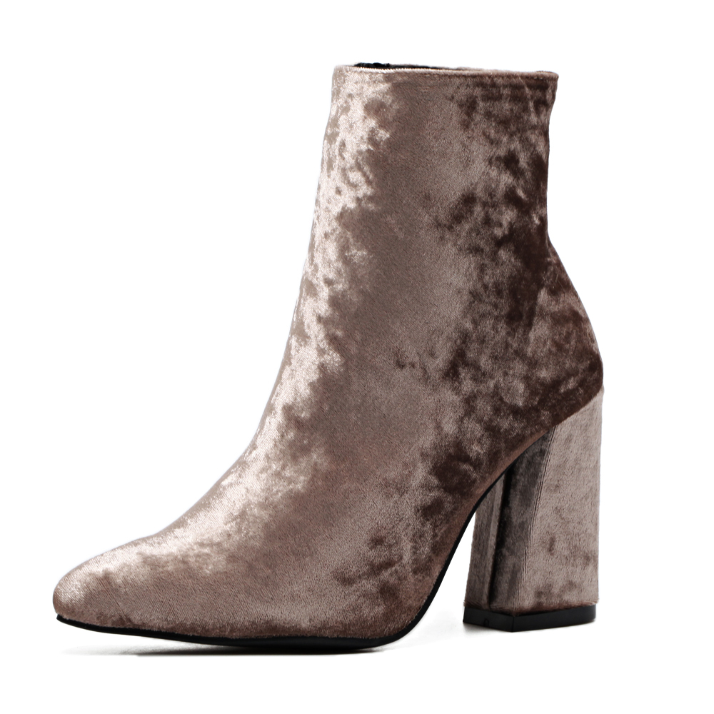 Popular Pump Ankle Boots-Buy Cheap Pump Ankle Boots lots from ...
