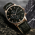 Top Marca de Luxo Relógio de Quartzo Homens de Negócios Casual Couro Strap Relógio de Pulso Data Relógio Relogio masculino Masculino Relógio Do Esporte Saat