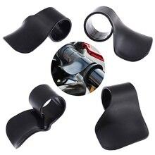 1 шт., универсальная рукоятка для мотоцикла, дроссельная заслонка, на запястье, круиз-контроль, защита для отдыха, для электровелосипеда, мотоциклетные рукоятки, помощь