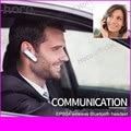 Motorista Assistência fi Handfree Orelha Gancho Mini Fone De Ouvido Sem Fio Fones De Ouvido Bluetooth Fone de Ouvido Com Microfone Com Cancelamento de Ruído