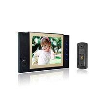 (1 set) Home Intercom system 8inch one to one Doorphone Video intercom Doorbell talkback system Door access control release