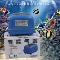 15 LPM JECOD JEBAO SA 15 Low Noise ECO Aquarium Air Pump For Koi Fish Air