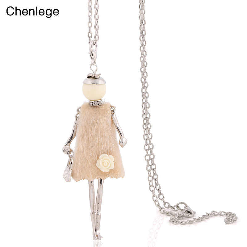 Chenlege สร้อยคอใหม่มาถึงแฟชั่นผู้หญิงจี้คอยาวสร้อยคอสร้อยคอ handmade lady classic 2019 เครื่องประดับ choker