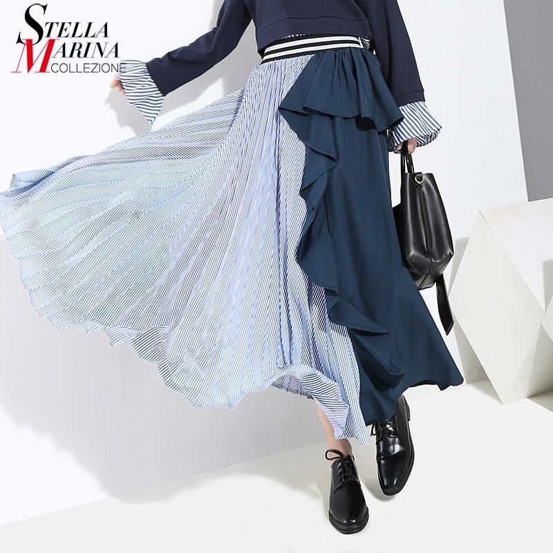 e041aa357 Las 8 mejores faldas largas para personas bajitas ideas and get free ...