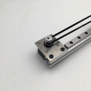 Image 5 - Funssor DIY ЧПУ Reprap 3D принтер X axis 2020 профиль MGN12H линейная рейка набор направляющих движения
