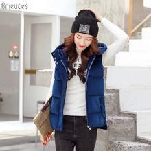 New 2018 autumn and winter women cotton vest white duck down soft warm waistcoat plus size 4XL female outwear brand coat