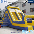Free Shipping By Sea inflatable Bouncy Combo Obstacle Course With  Blowers For Adventure