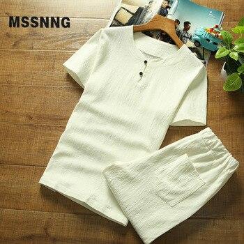 2017 new casual men s set 2pcs set shirt short sleeve short pants thin breathable slim.jpg 350x350