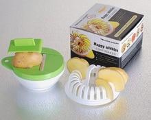 Mikrowelle Hause Baked Potato Chips Maker Röster Snack Maker Set Backblech Küche Zubehör SQ202