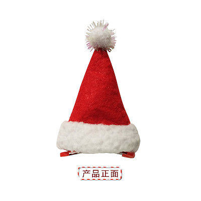 Capretti Svegli Di Natale Cappello Di Babbo Natale Cap Ragazza