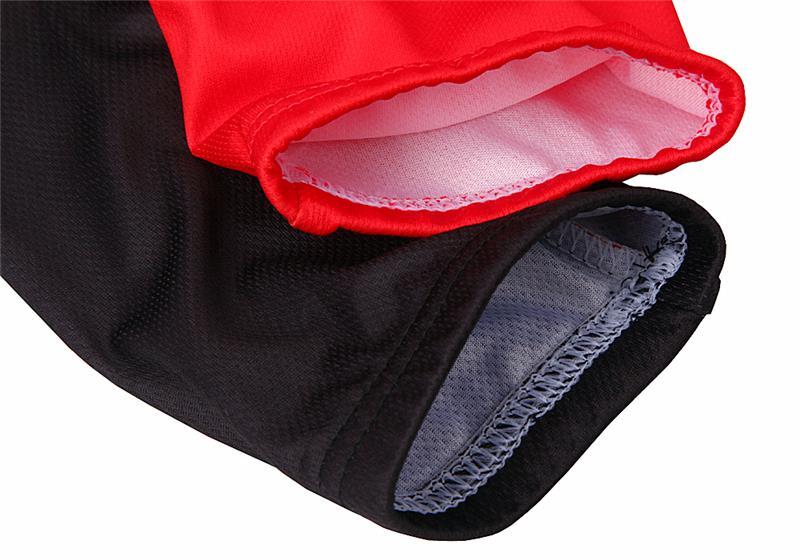 WOSAWE Pro Biciklizam odjeća s dugim rukavima Jersey set disanje 3D - Biciklizam - Foto 6