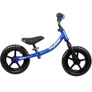 Joystar 12 Inch Balance Bike Ultralight Kids Riding Bicycle 1-3 Years Kids Learn to Ride Sports Balance Bike Ride on Toys